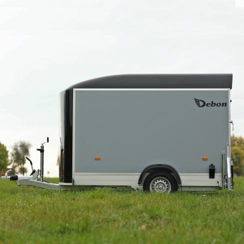 Fourgon Roadster C300 bois