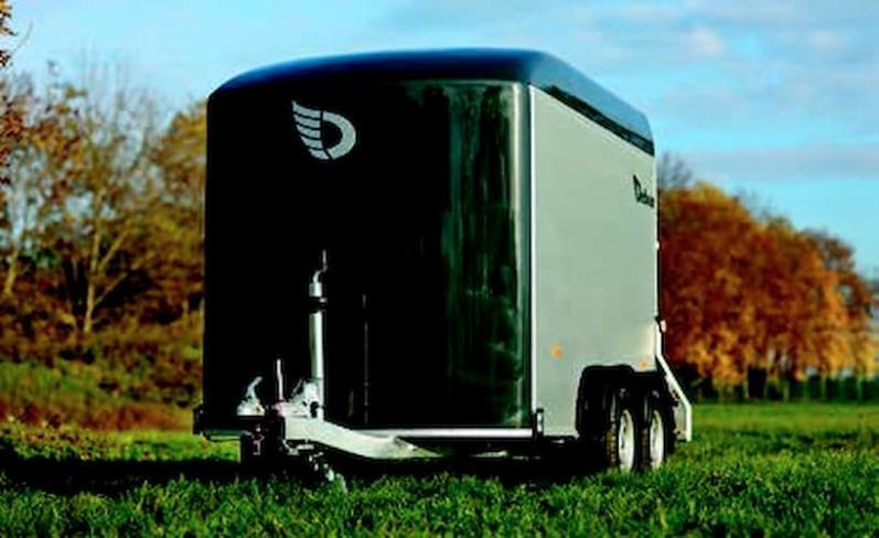 Fourgon Roadster C500 bois