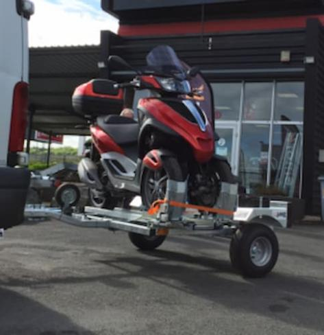 Porte moto Easy Load MP3