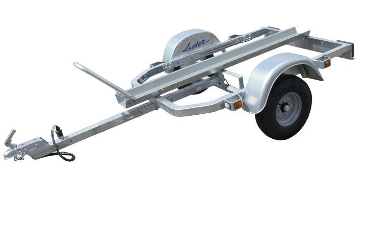 Porte moto 39401 Lider 1 rail
