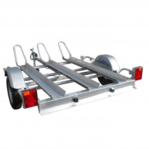 Porte moto 39420 Lider 3 rails