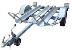 Porte moto 39401 Lider 2 rails