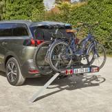 Porte-vélos repliable Mottez pour vélos électriques
